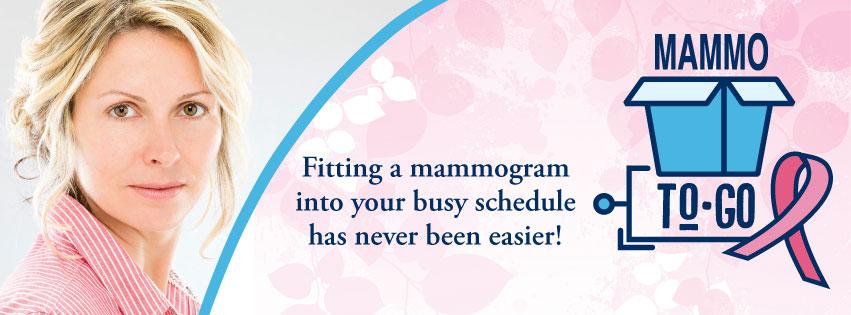 mammogram to go