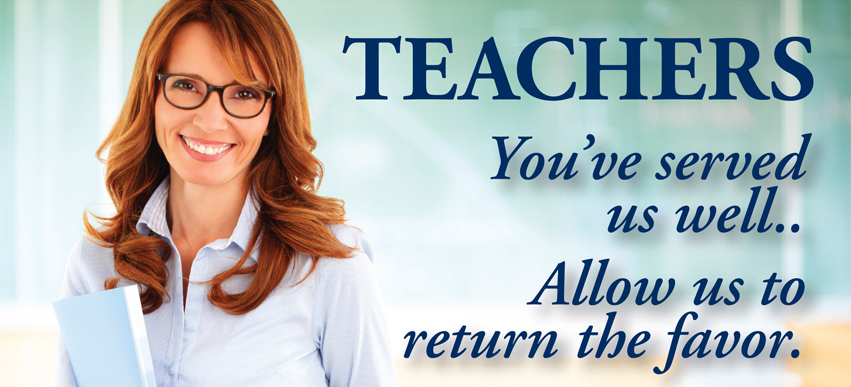 Free Heart Scan for Teachers